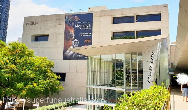 ブリスベン 博物館