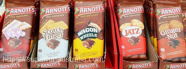 オーストラリア チョコレート (2)