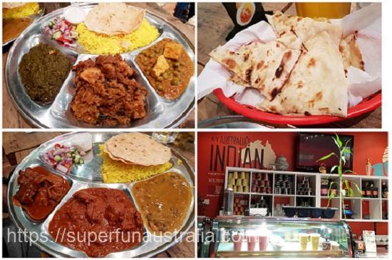 ブリスベン インド料理