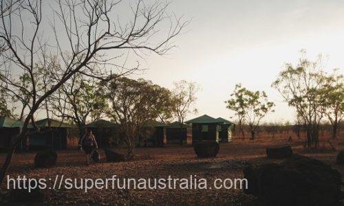 オーストラリア 縦断 キャンプ