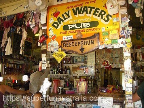 オーストラリア縦断 アリススプリングス ダーウィン バスツアー