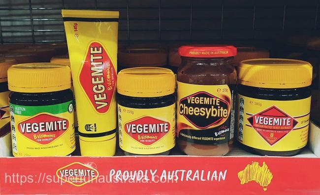 べジマイト オーストラリア