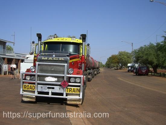 オーストラリア縦断