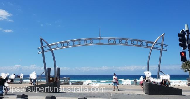 サーファーズパラダイス Surfers Paradise