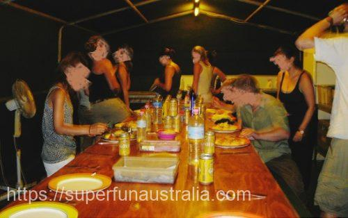 カカドゥ国立公園 キャンプ Kakadu National Park