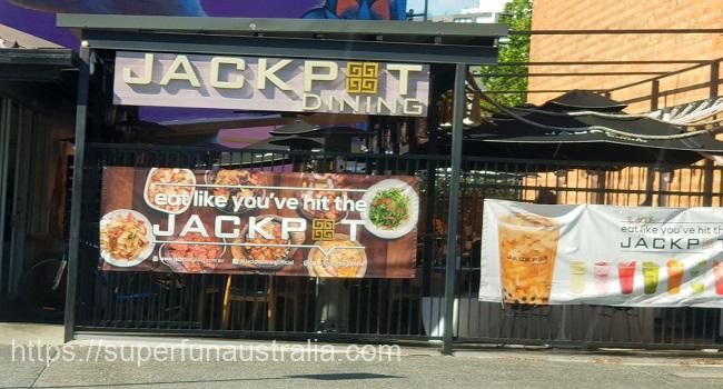 ブリスベン レストラン Jackpot