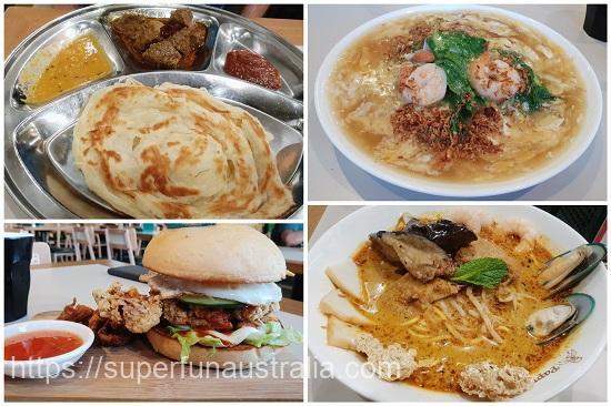 ブリスベン アジア料理