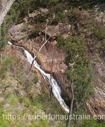 Boonoo Boonoo National Park (ブンナブーヌー国立公園)