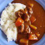 ホームステイ 日本食