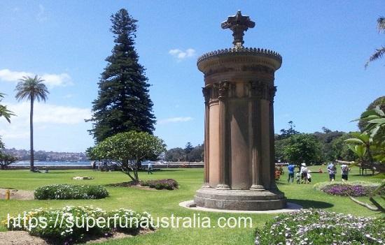 シドニー 植物園