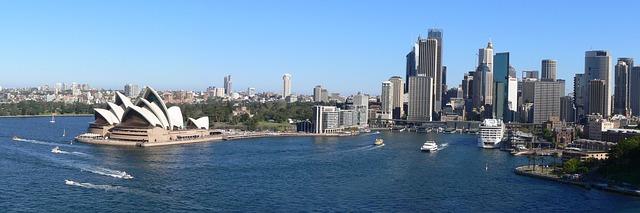 シドニー 空港から市内 アクセス