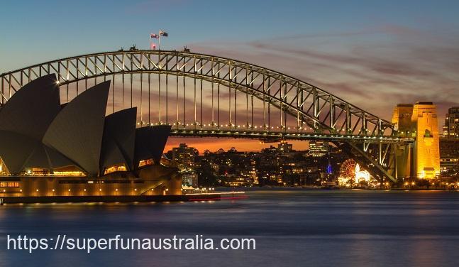 シドニー観光ブログ