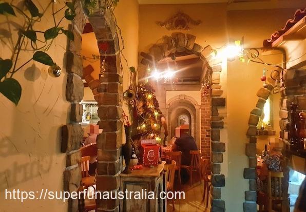 ブリスベン イタリアンレストラン Marinara Trattoria