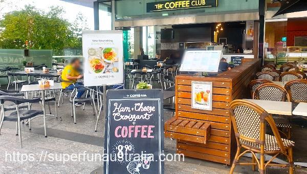 ブリスベン カフェ